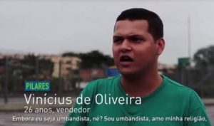 Vídeo postado no site de Marcelo Crivella. Foto: Reprodução.